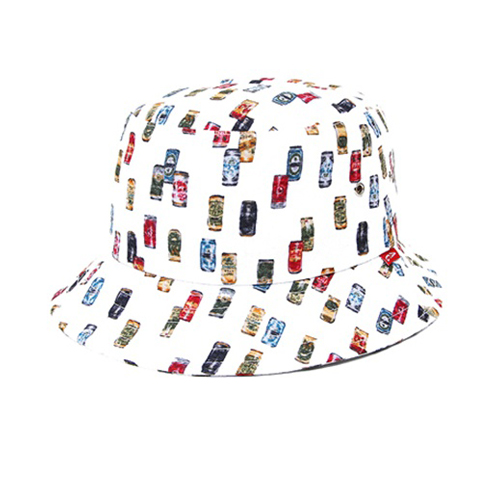 02340423f9d  ACAPULCO GOLD  Beer Can Bucket Hat White 품절